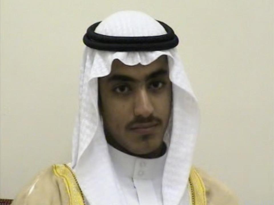 Hamza bin Laden ist tot