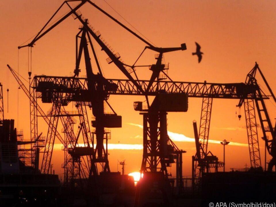 Heimische Industrie von Schwäche der Weltwirtschaft betroffen