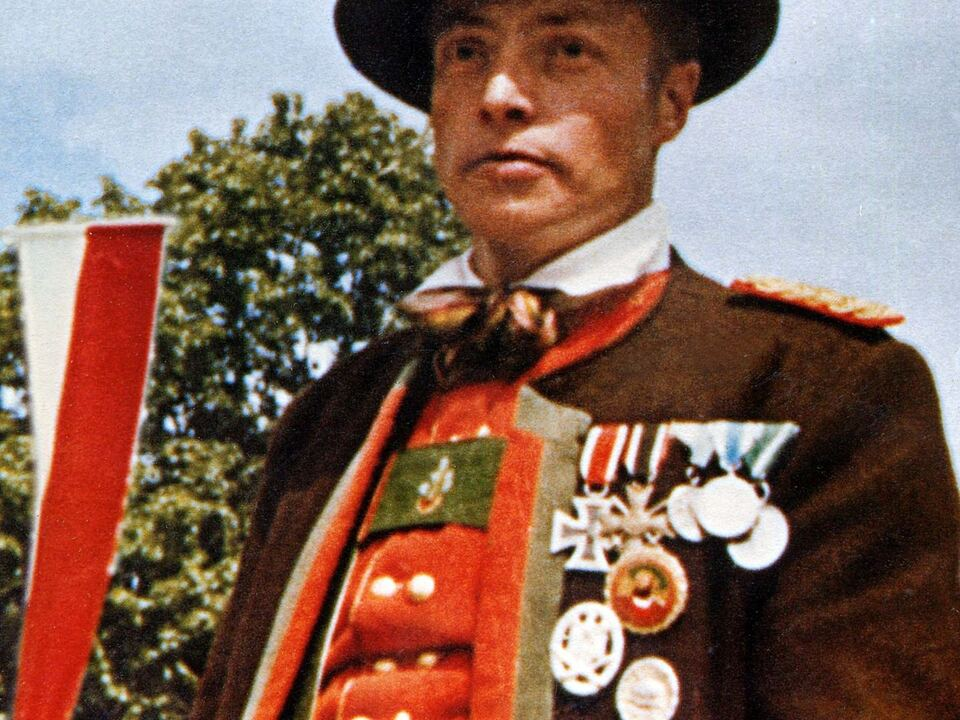 Georg Klotz Meran 1959