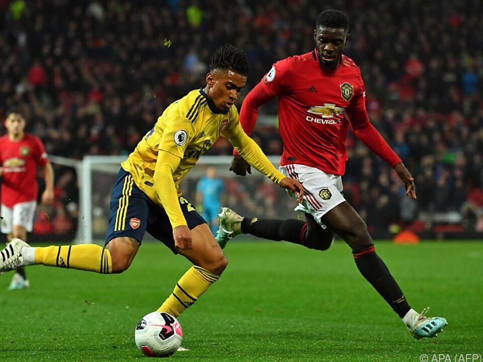 Manchester United und Arsenal trennten sich 1:1
