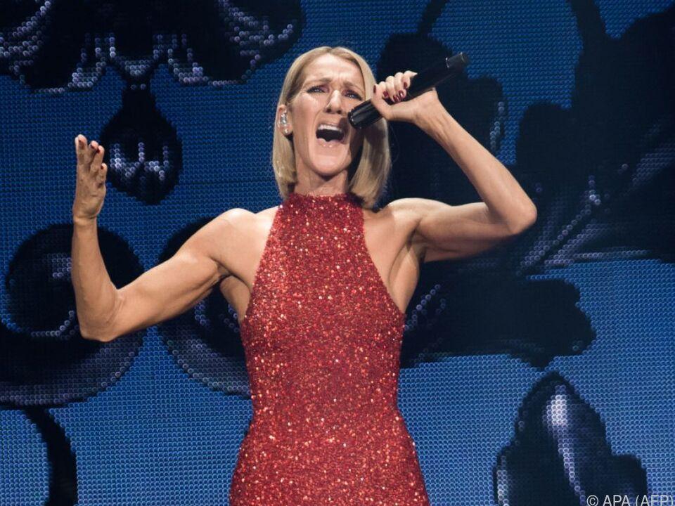 Céline Dion live 2020: Konzert in der Waldbühne in Berlin im Juli