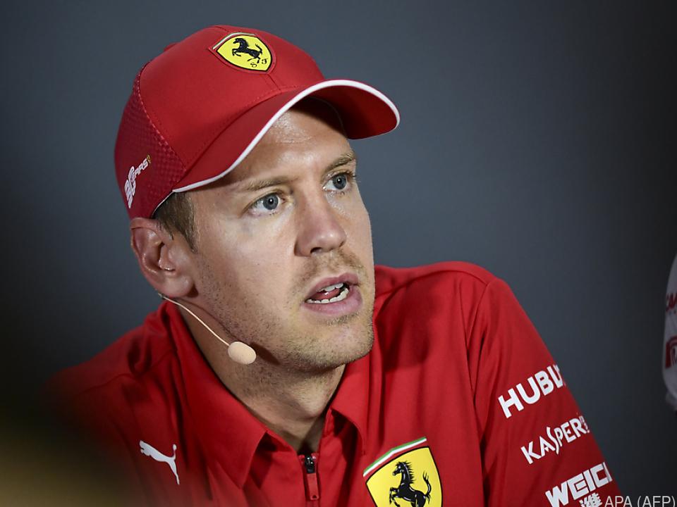 Sebastian Vettel leistet seinen Beitrag zum Umweltschutz
