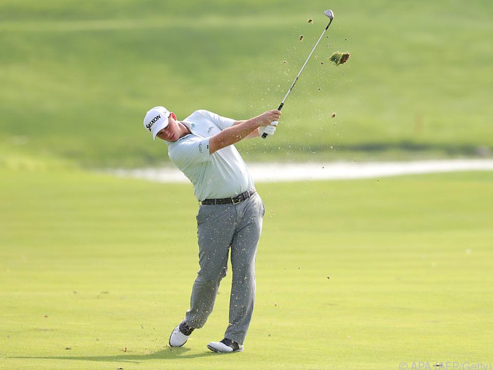 Sepp Straka startet auf der PGA-Tour