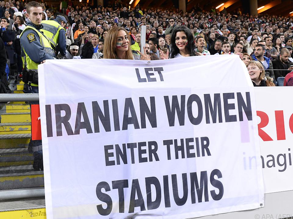 Zuletzt gab es zahlreiche Proteste gegen das Stadionverbot