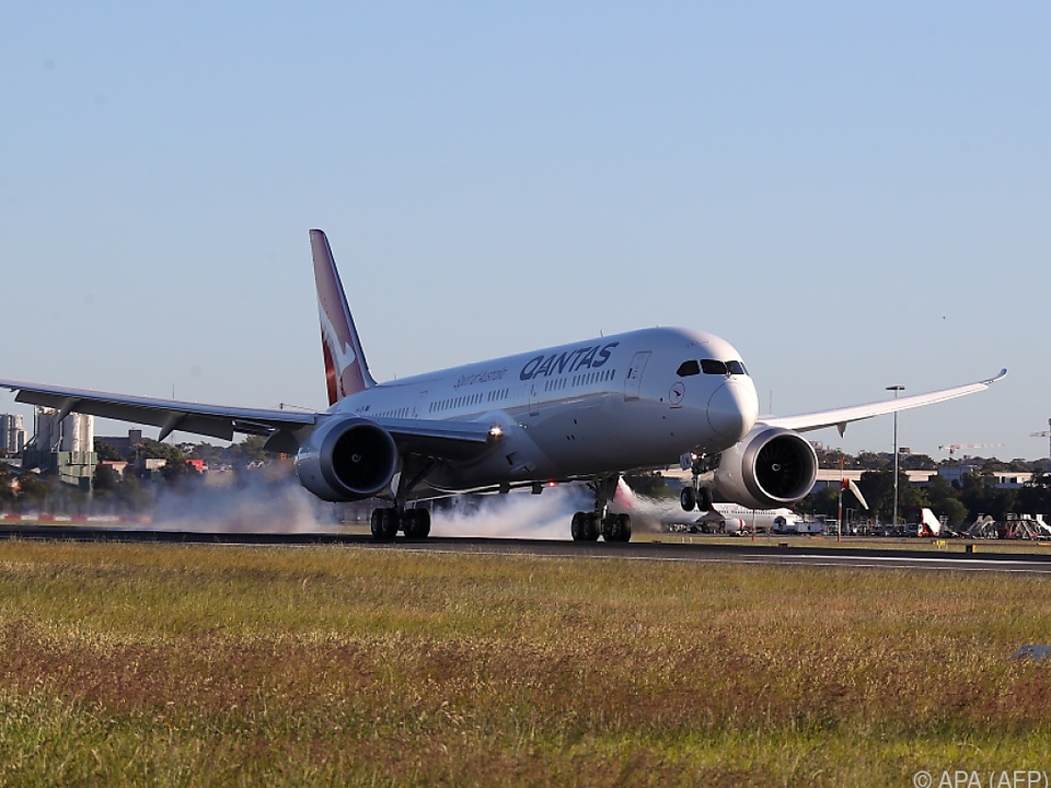 40 Passagiere wohnten dem testflug bei