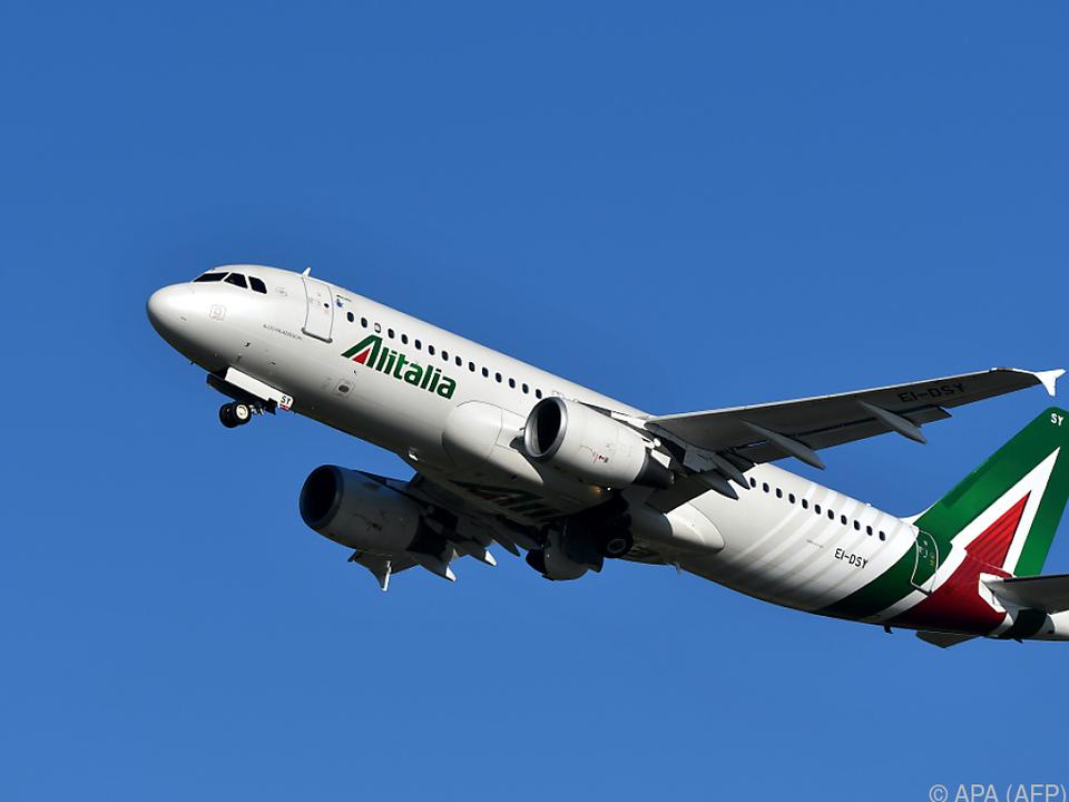 Alitalia leidet unter Liquiditätsproblemen