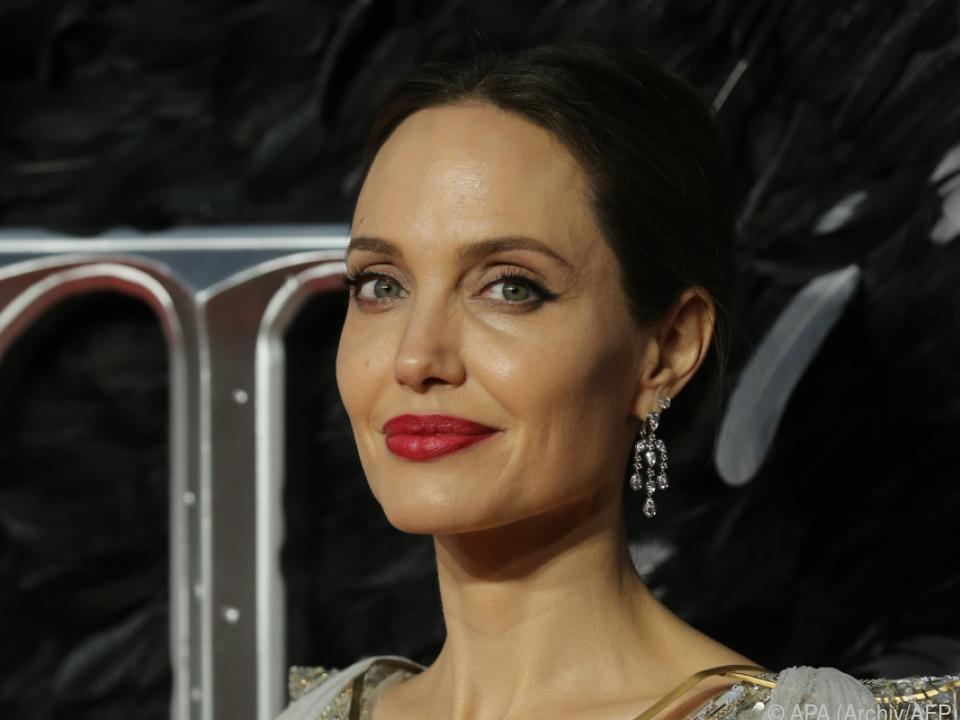 Angelina Jolie fühlte sich in den letzten Jahren \