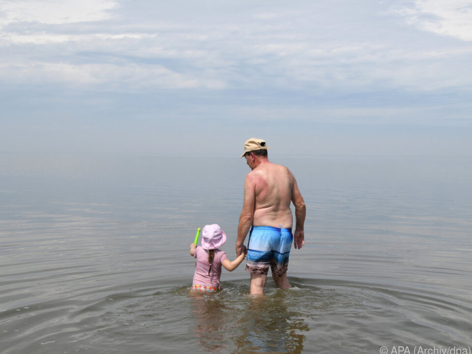 Betreuung des Enkelkindes durch den Großvater