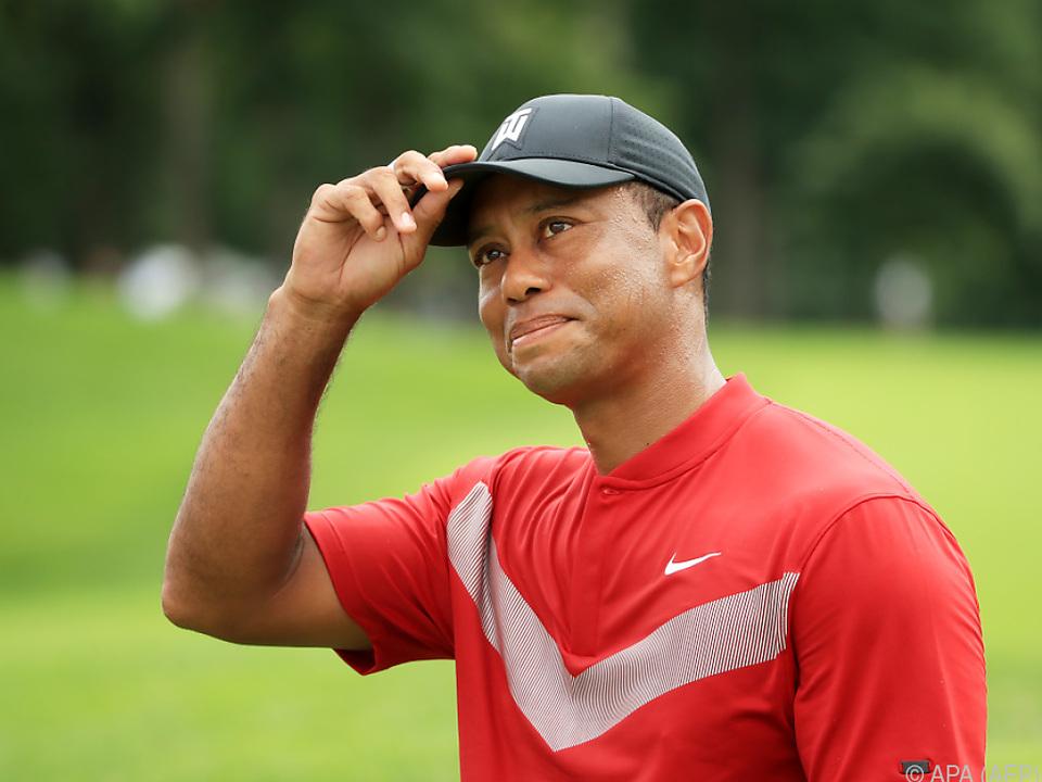 Der Golf-Superstar schrieb seine Biografie