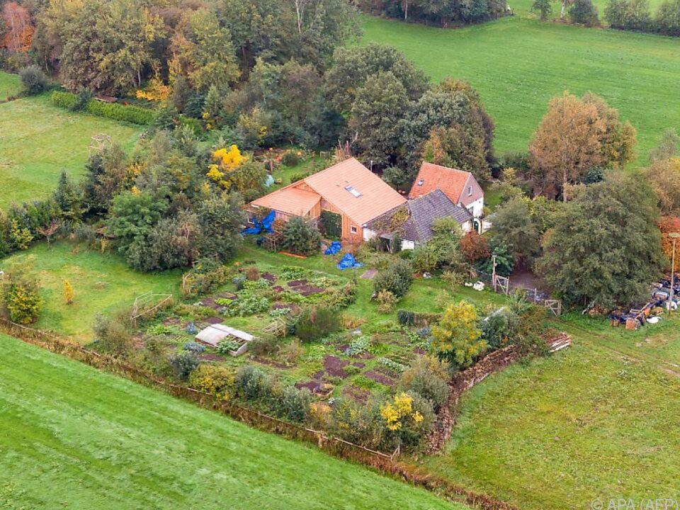 Der Mann soll mit Familie auf niederländischem Bauernhof gewohnt haben
