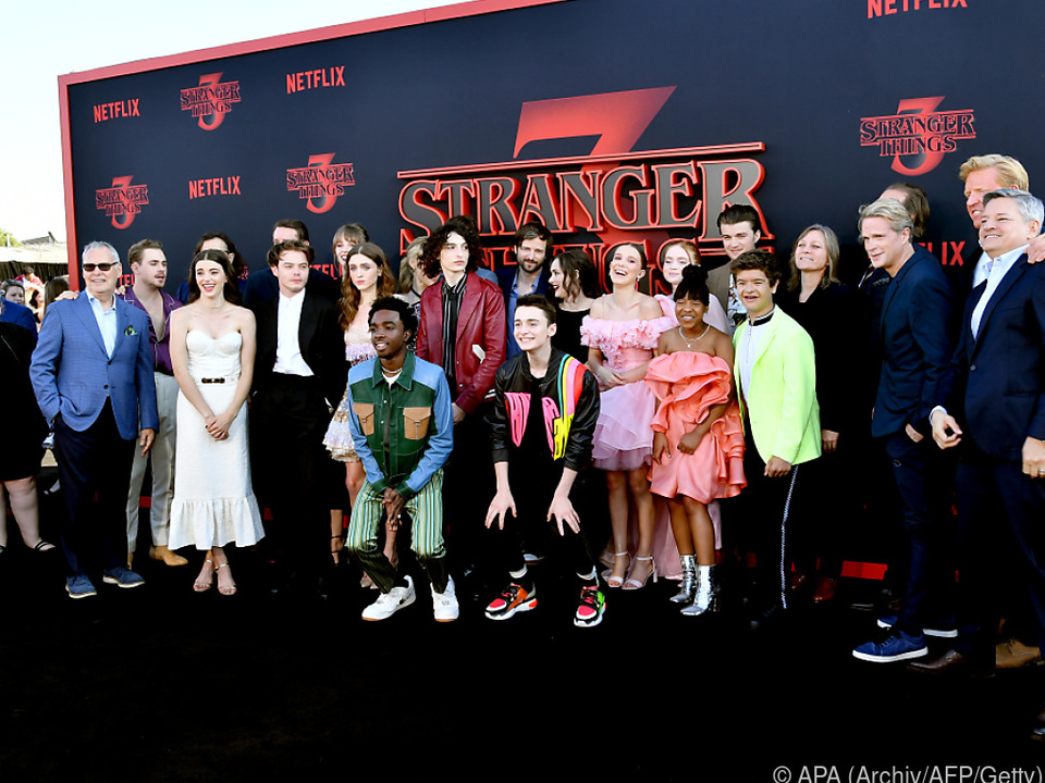Serien Wie Stranger Things