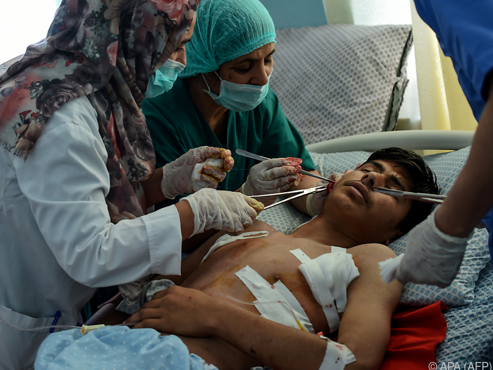 Fast 1.200 Getötete und mehr als 3.100 Verletzte im dritten Quartal