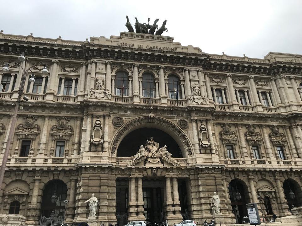Kassationsgericht Rom