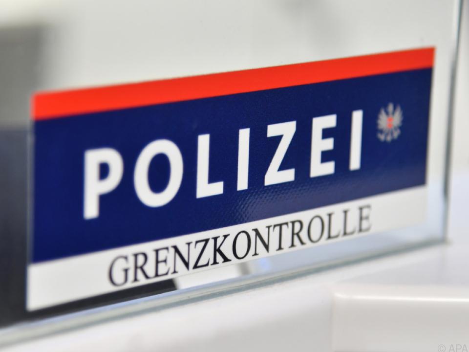 Kontrollen an den Grenzen zu Slowenien und Ungarn werden fortgeführt