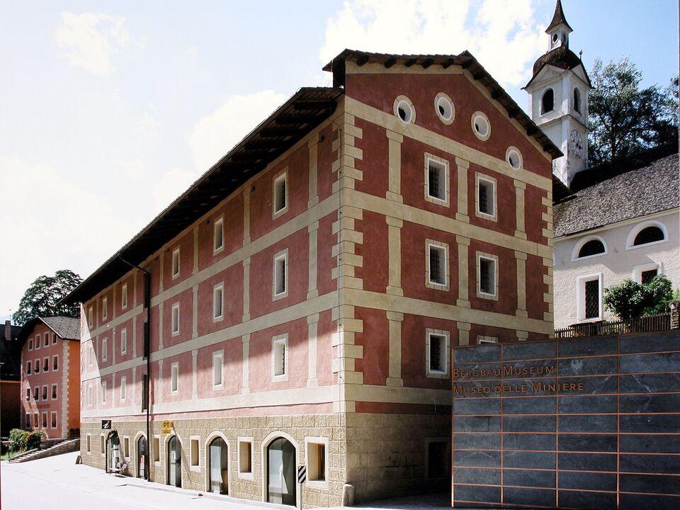 Landesmuseum Bergbau, Standort Steinhaus. Foto Landesmuseum Bergbau