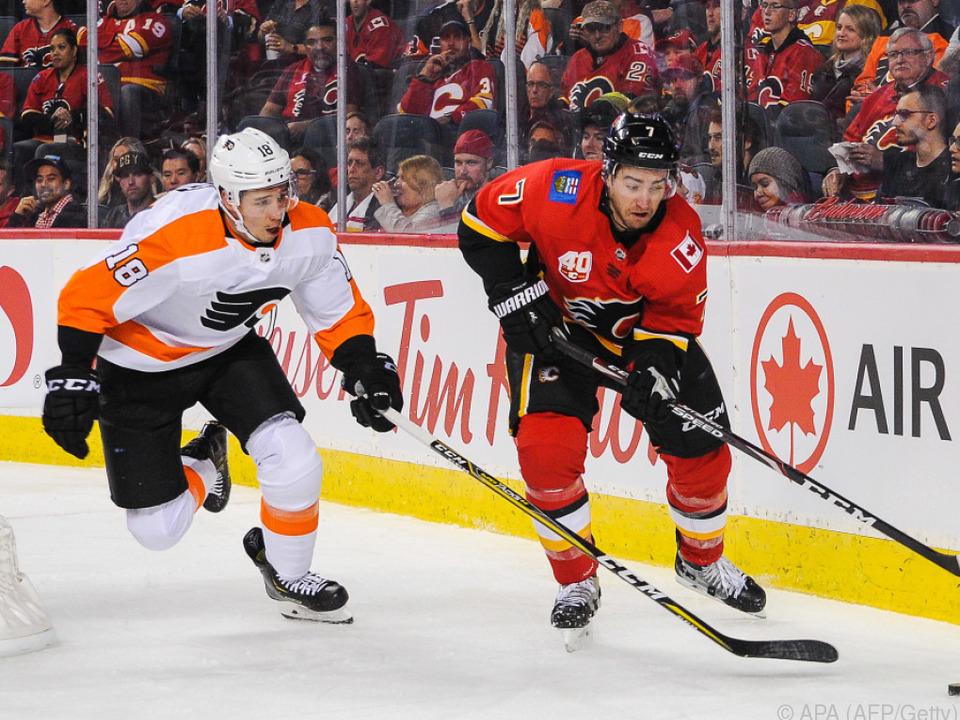 Nächste Niederlage für die Philadelphia Flyers