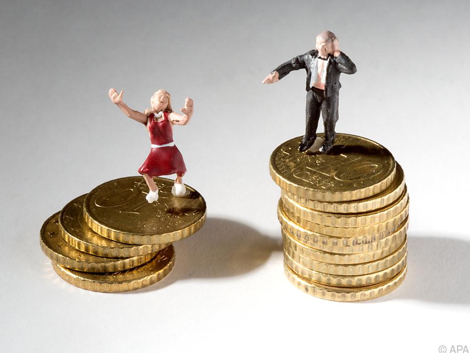Österreichweiter Equal Pay Day zeigt Lohnunterschiede auf