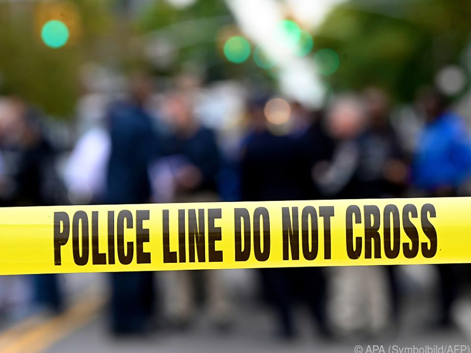 Polizei per Notruf zum Haus des Schauspielers gerufen