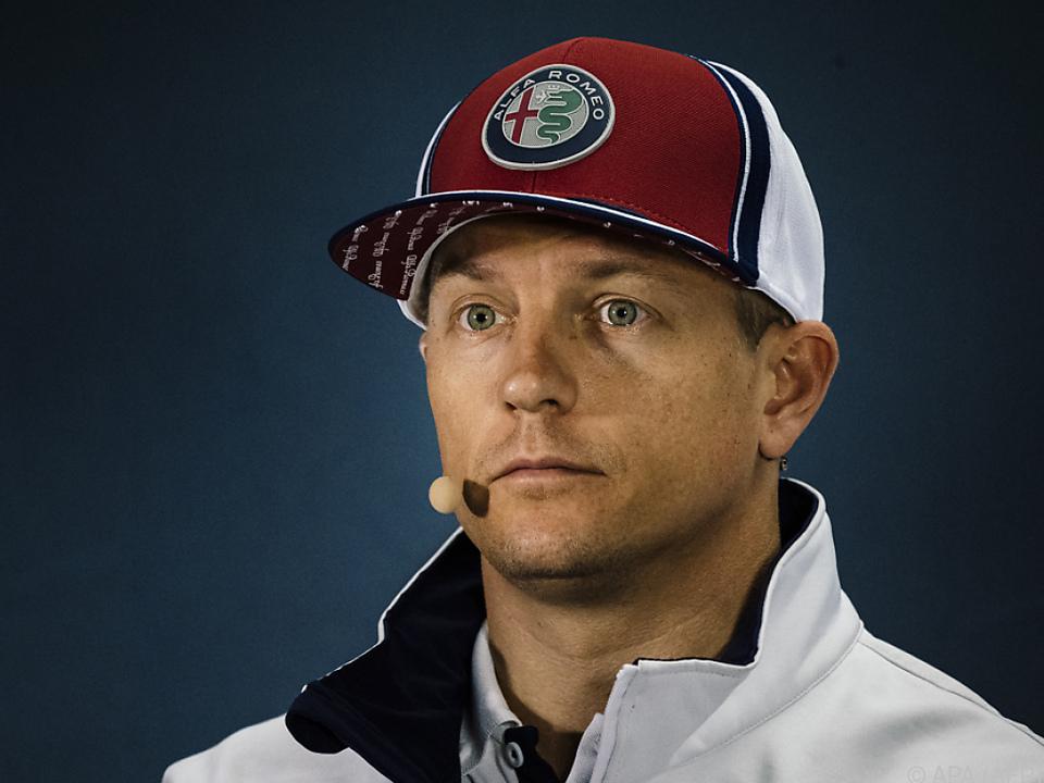 Räikkönen gilt als extrem wortkarg