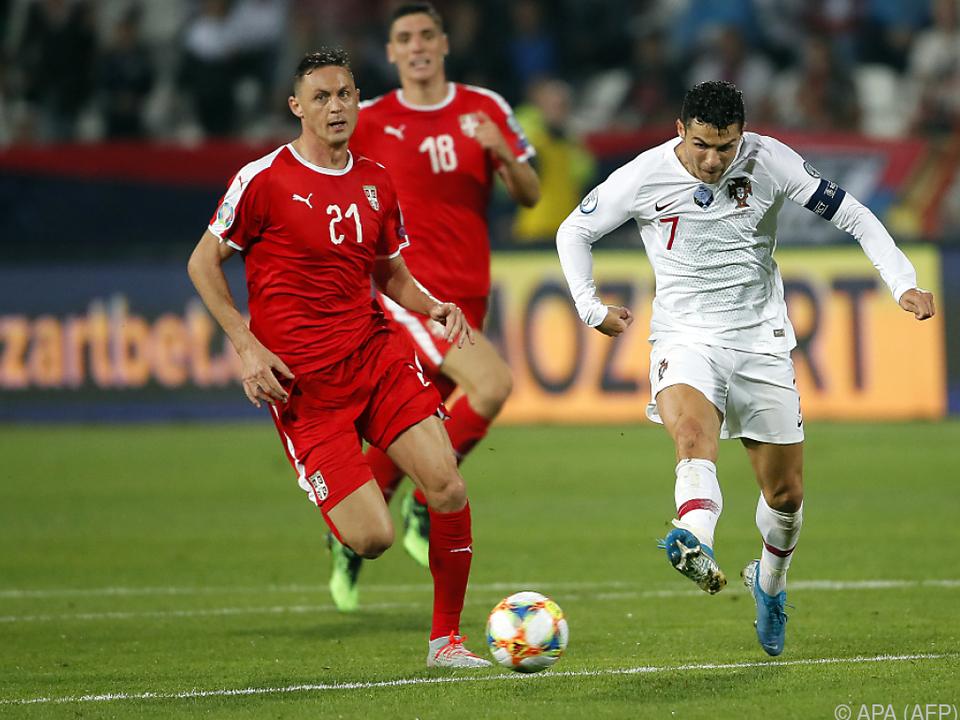 Rassistische Fan-Entgleisungen beim Spiel gegen Portugal