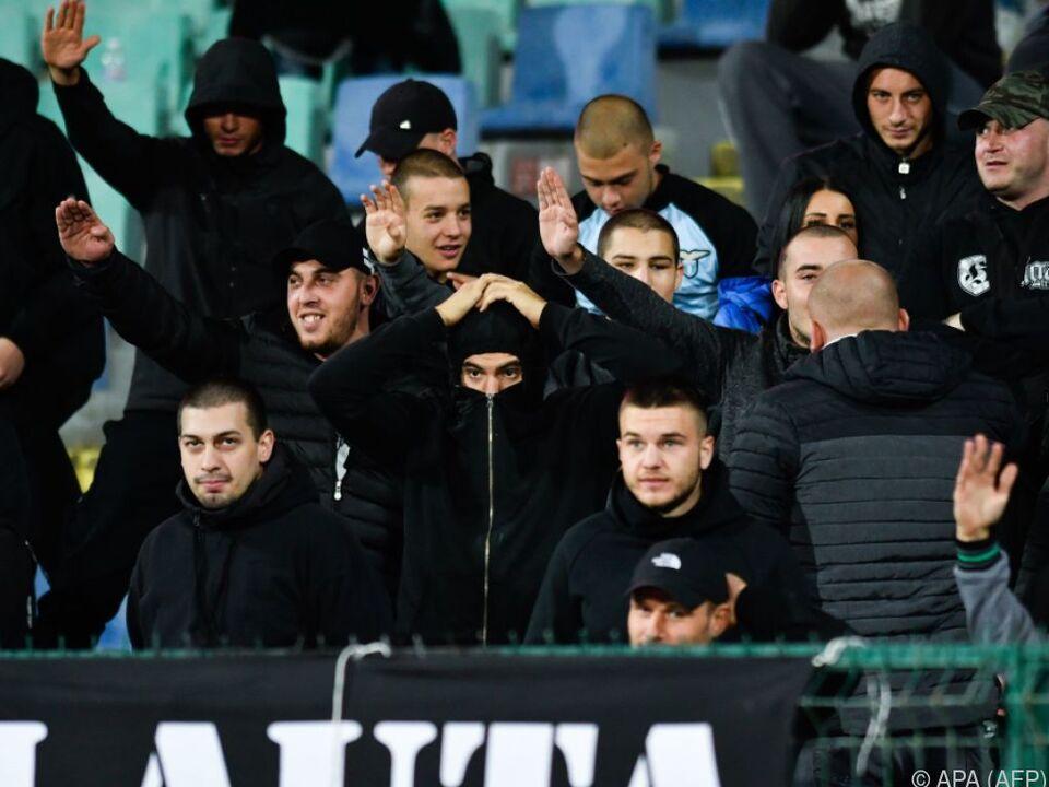 Rechte Ausfälle in Sofia haben Nachspiel