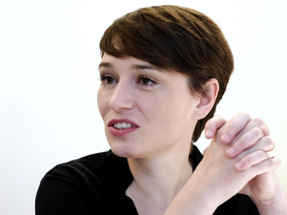 Sigrid Maurer war immer wieder Hasspostings ausgesetzt