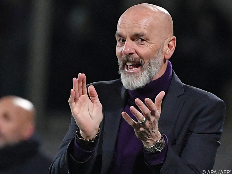 Stefano Pioli soll Milan wieder erfolgreich machen
