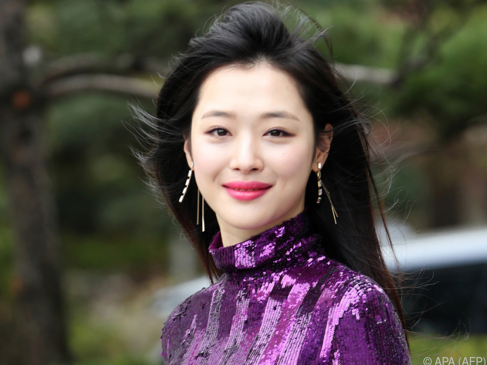 Sulli: Die K-Pop-Sängerin stirbt mit 25 Jahren!