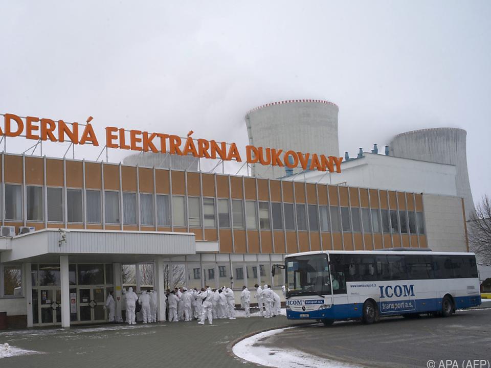 Tschechien will nicht auf Atomkraft verzichten