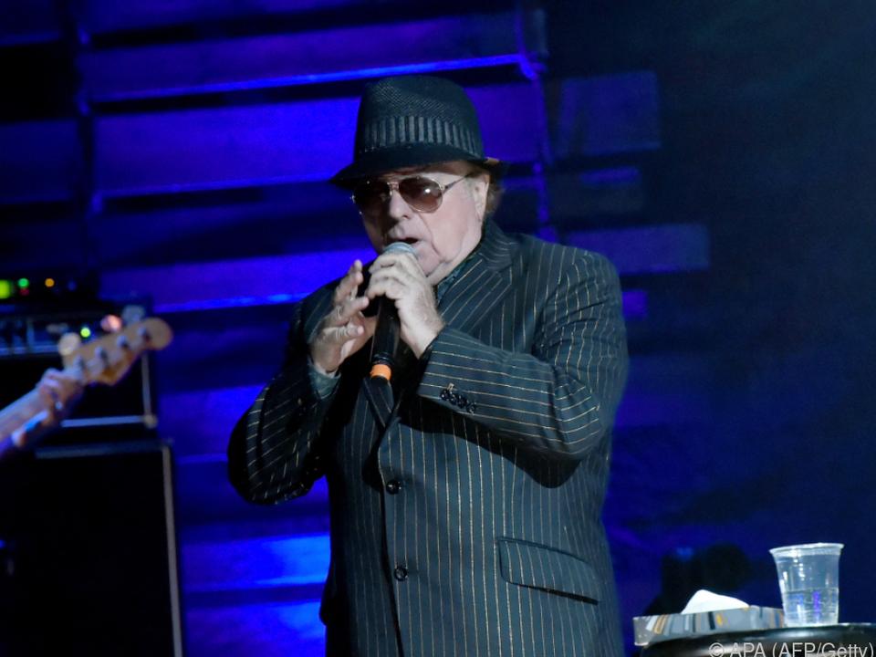 Van Morrison zeigt sich auf seinem Album voller Elan