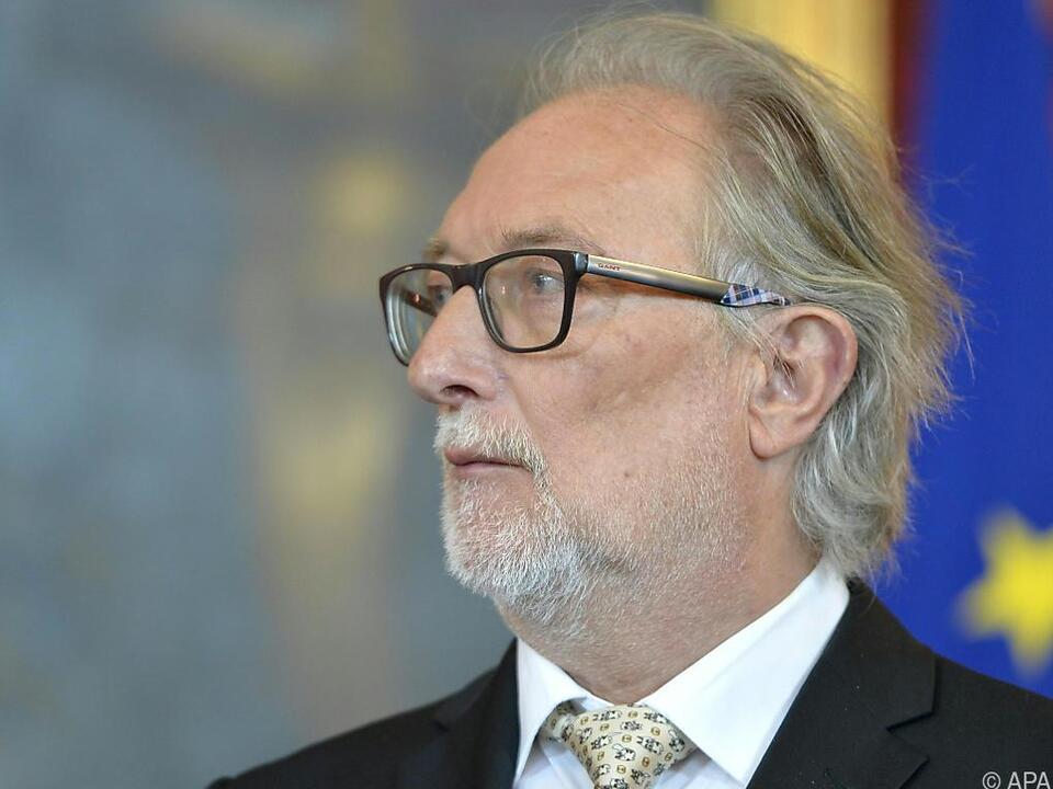 Walter Pöltner soll Schwung in die Angelegenheit bringen
