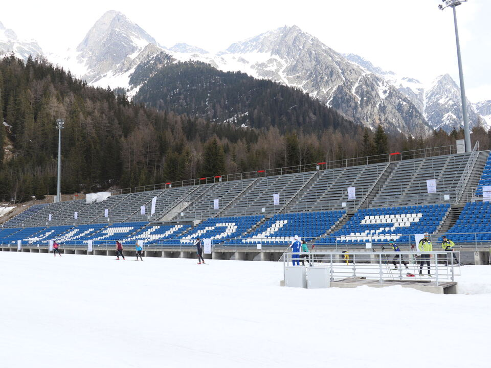 Antholz Biathlon