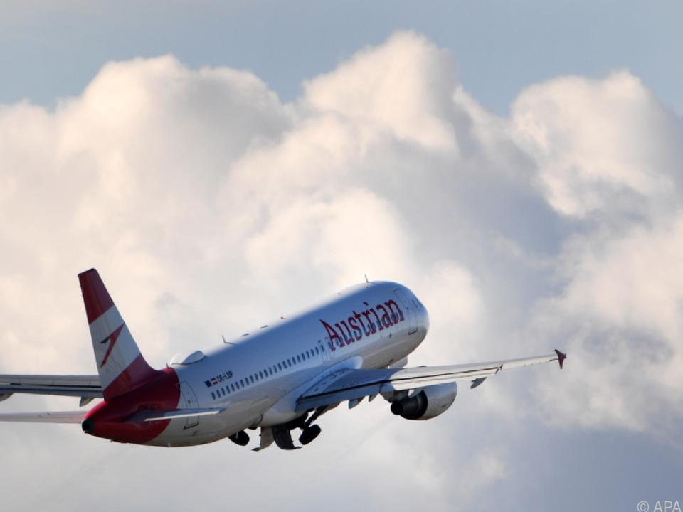AUA im Preiskampf mit Billigfluglinien