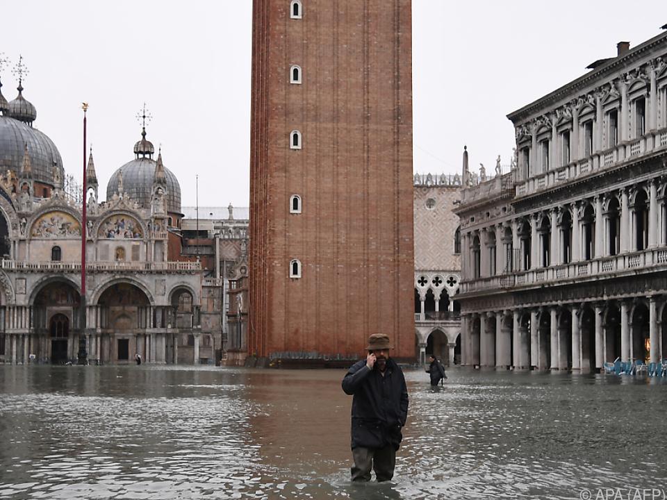 Das Hochwasser forderte zwei Todesopfer