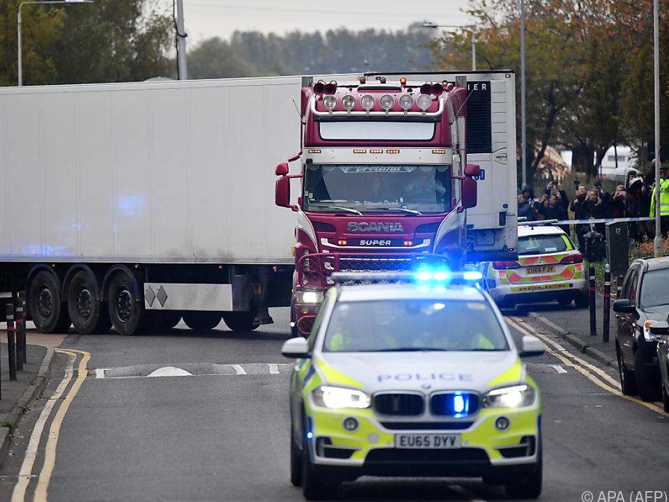Der Fahrer des Lkw wurde bereits angeklagt