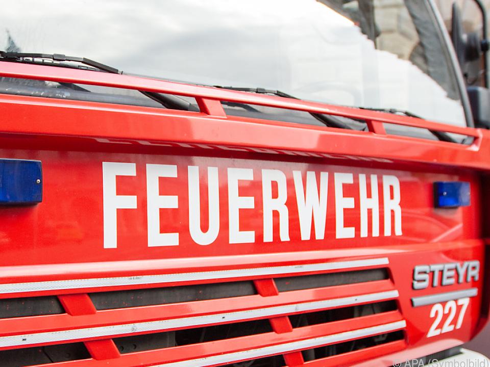 Einsatz der Feuerwehr im Bezirk Ried im Innkreis