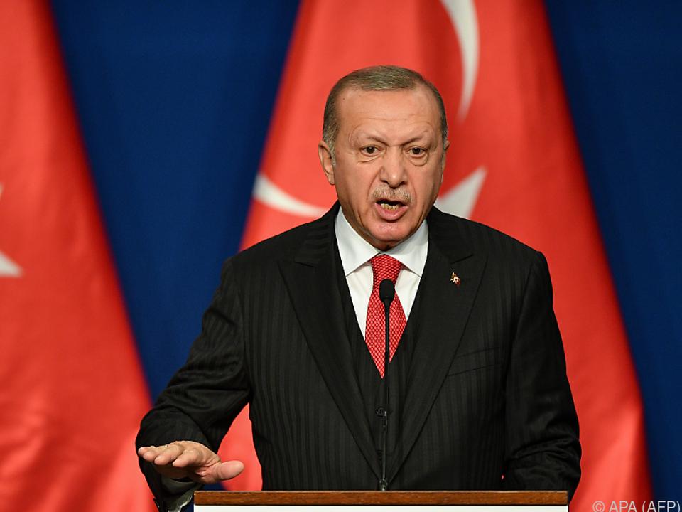 Erdogan gab Befehl zur Rückführung