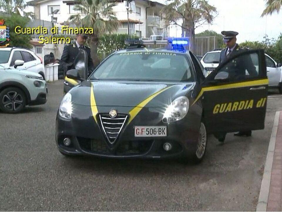 Guardia di Finanza Salerno