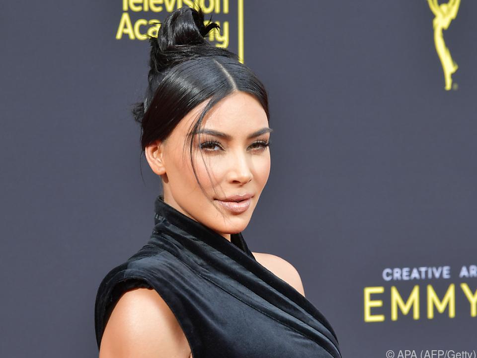 Kim Kardashian wusste von der Geschichte vermutlich nichts