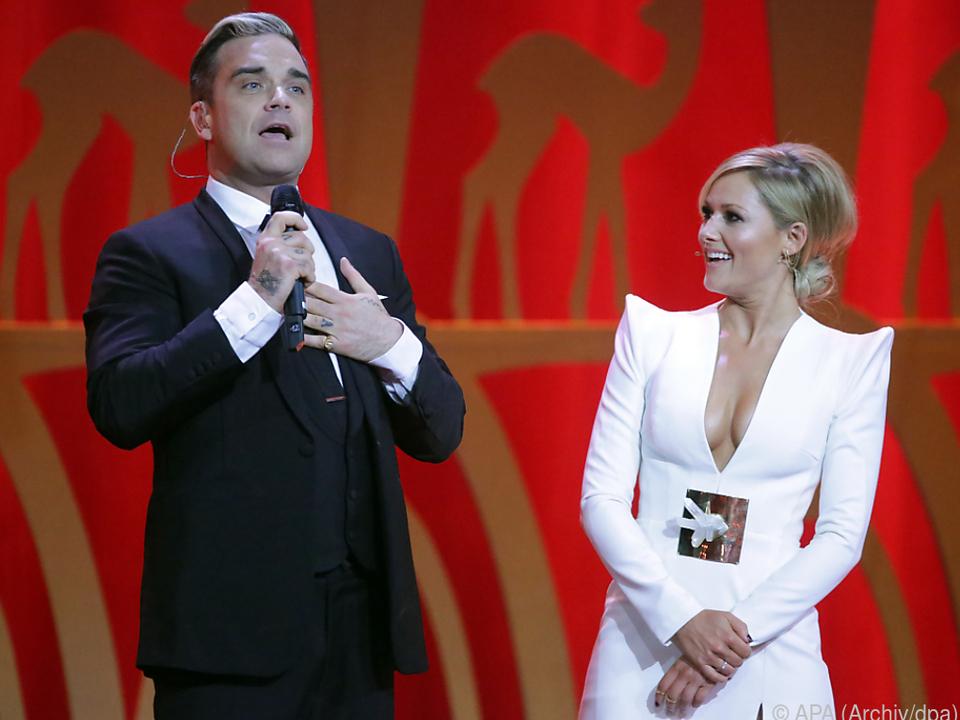 Robbie Williams singt auf neuer CD Song mit Helene Fischer