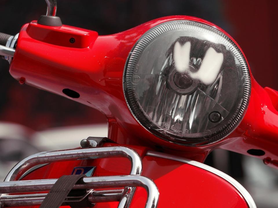 Vespa Roller Motorrad