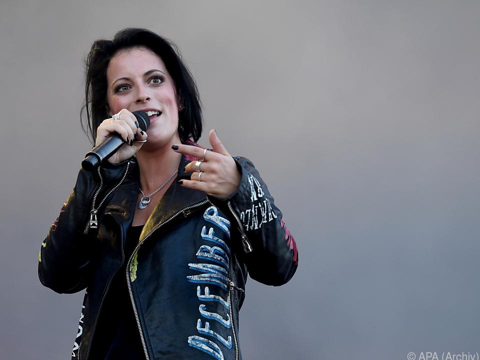 Silbermond-Sängerin Stefanie Kloß geht mit Familie auf Tour