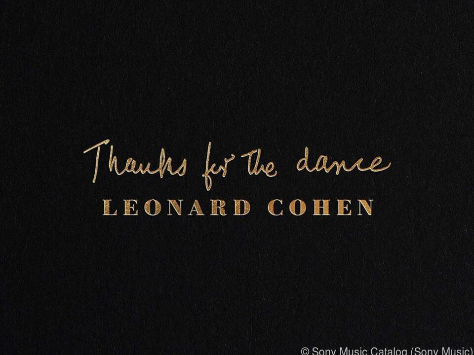 Sohn Adam produzierte Leonard Cohens letztes Album