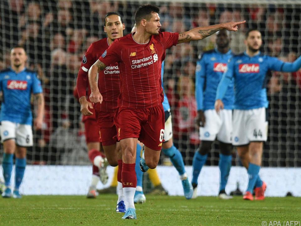 Titelverteidiger Liverpool noch nicht fix im Achtelfinale