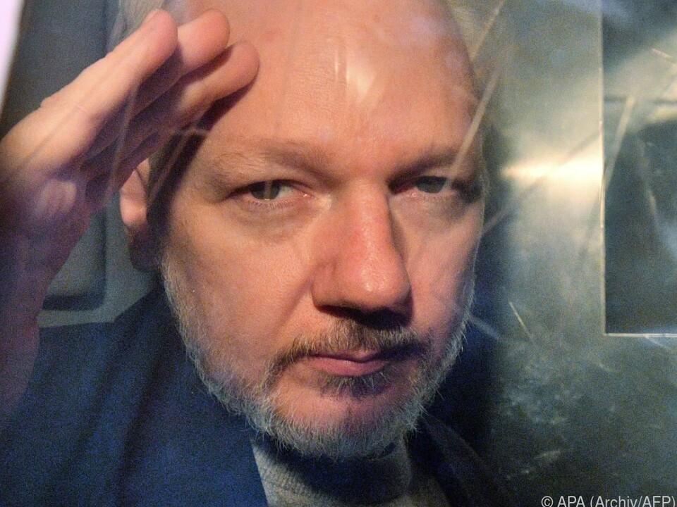 Vorwurf der Vergewaltigung gegen Assange