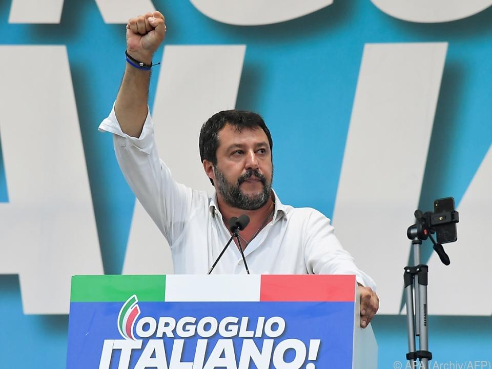 Weitere Schwierigkeiten für Salvini mit der Justiz