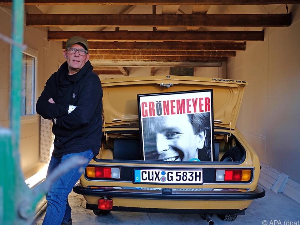 Wolfgang Hess ist Grönemeyer-Fan der ersten Stunde