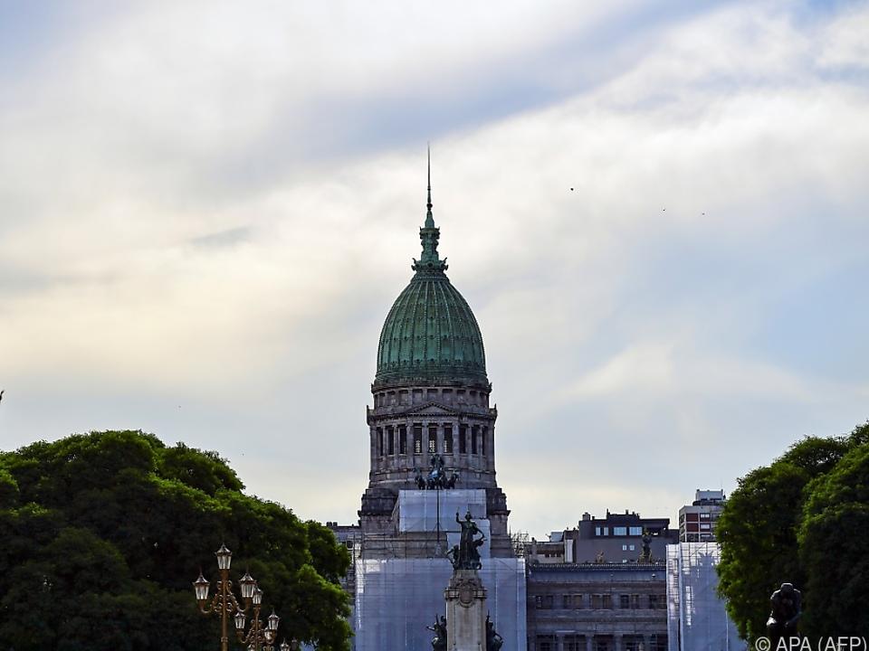 Argentinien hat kein Geld mehr