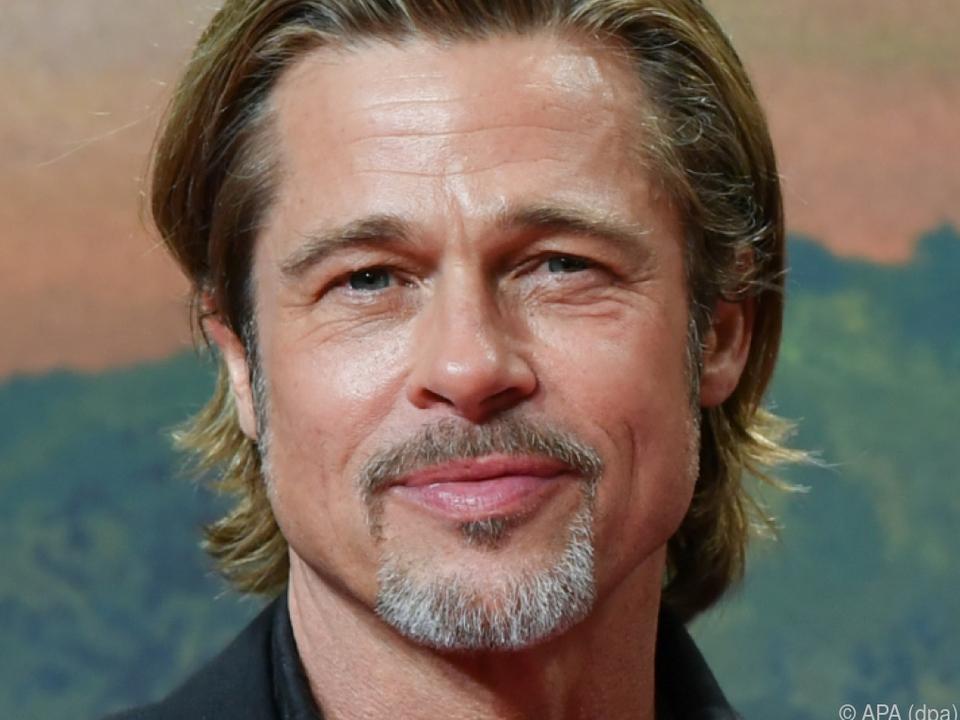 Brad Pitt ist bekannter \