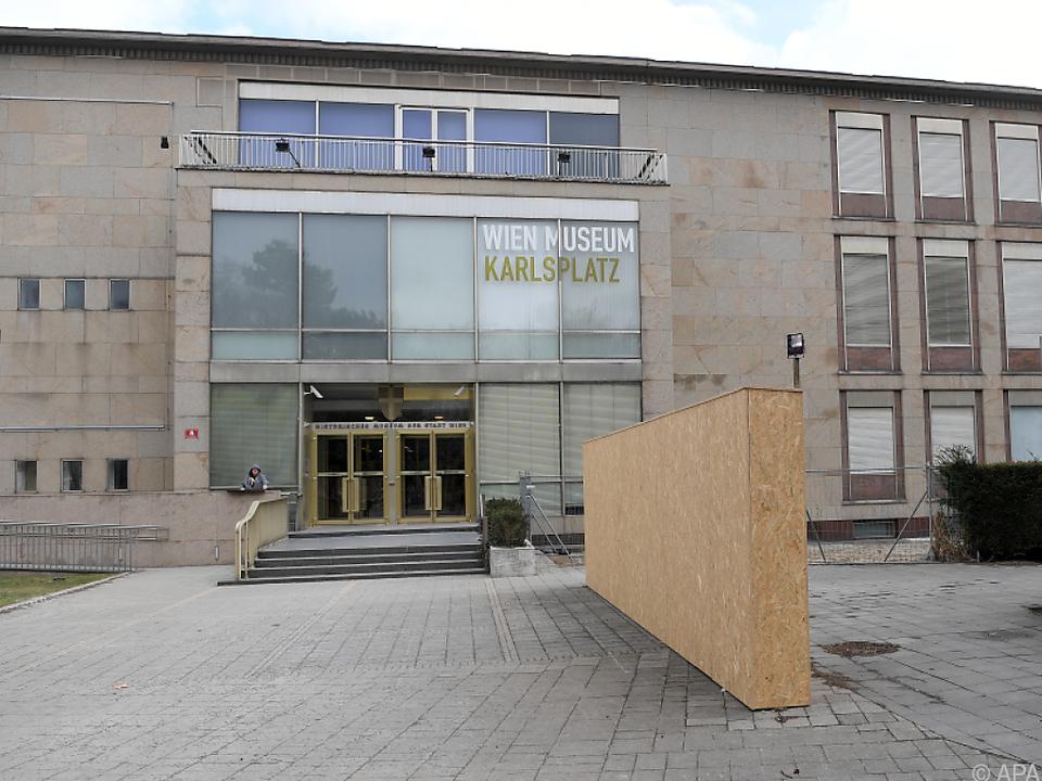 Das Haupthaus wird umgebaugt, das Ausweichquartier steht beim Rathaus